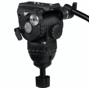EIMAGE GH10 75MM PRO FLUID VIDEO HEAD 22 LBS MAX
